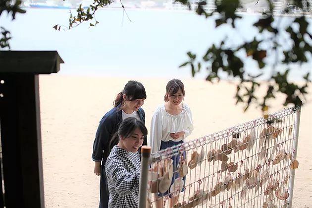 写真撮影(小豆島・女子旅)